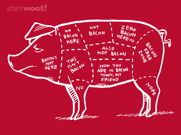 Woot!: Which Way to Bacon Town?