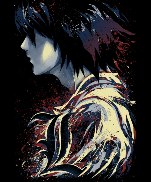 Qwertee: Ryuzaki