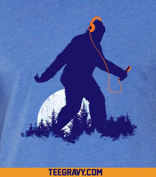 Tee Gravy: Bigfoot and the Dopest Jams