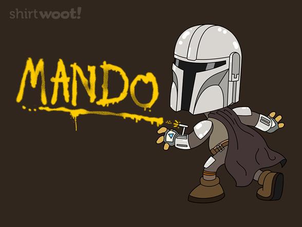 Woot!: El Mando