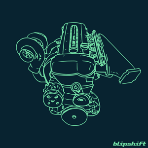 blipshift: Iron Heart