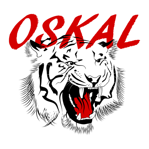 NeatoShop: Oskal Tiger Tattoo