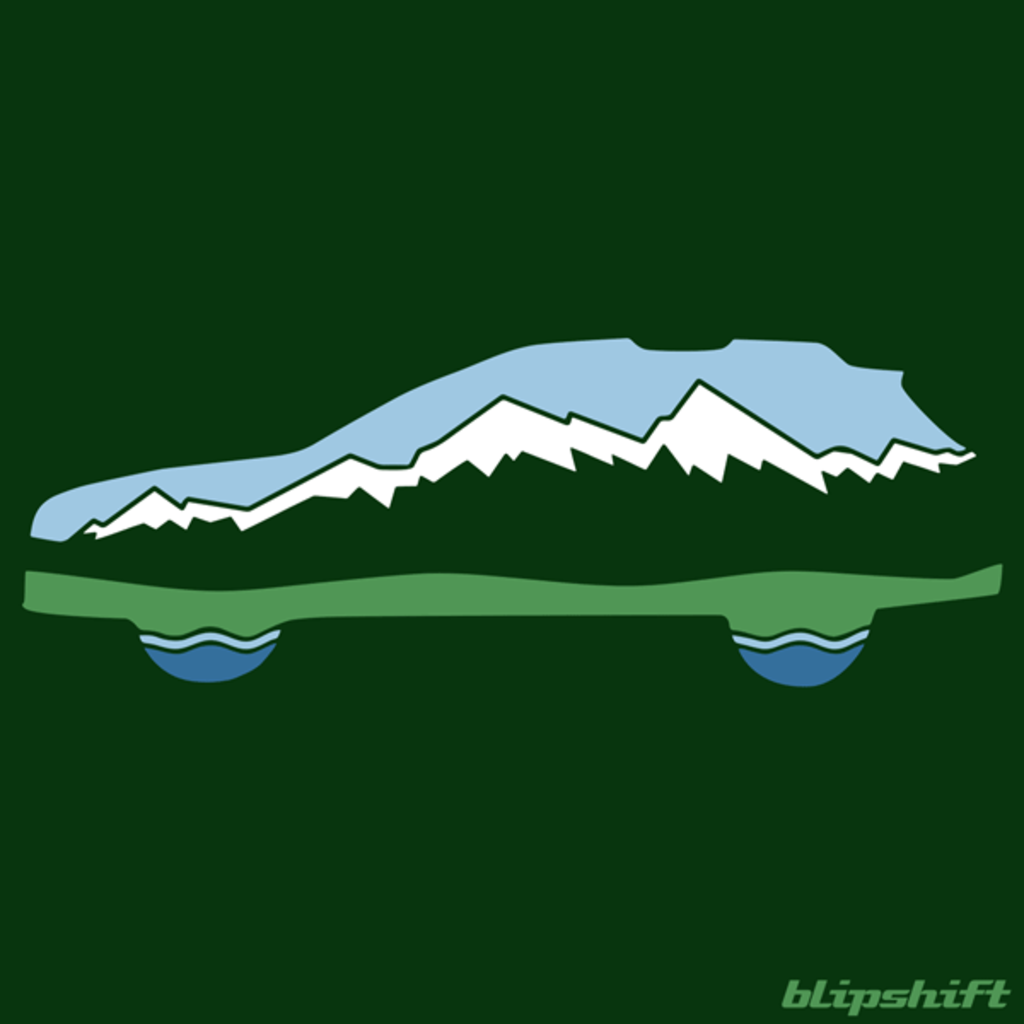 blipshift: Outdoorsman