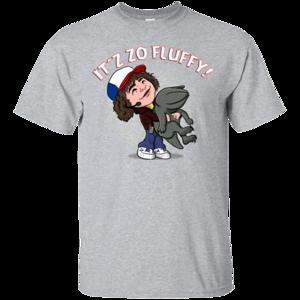 Pop-Up Tee: It´z Zo Fluffy