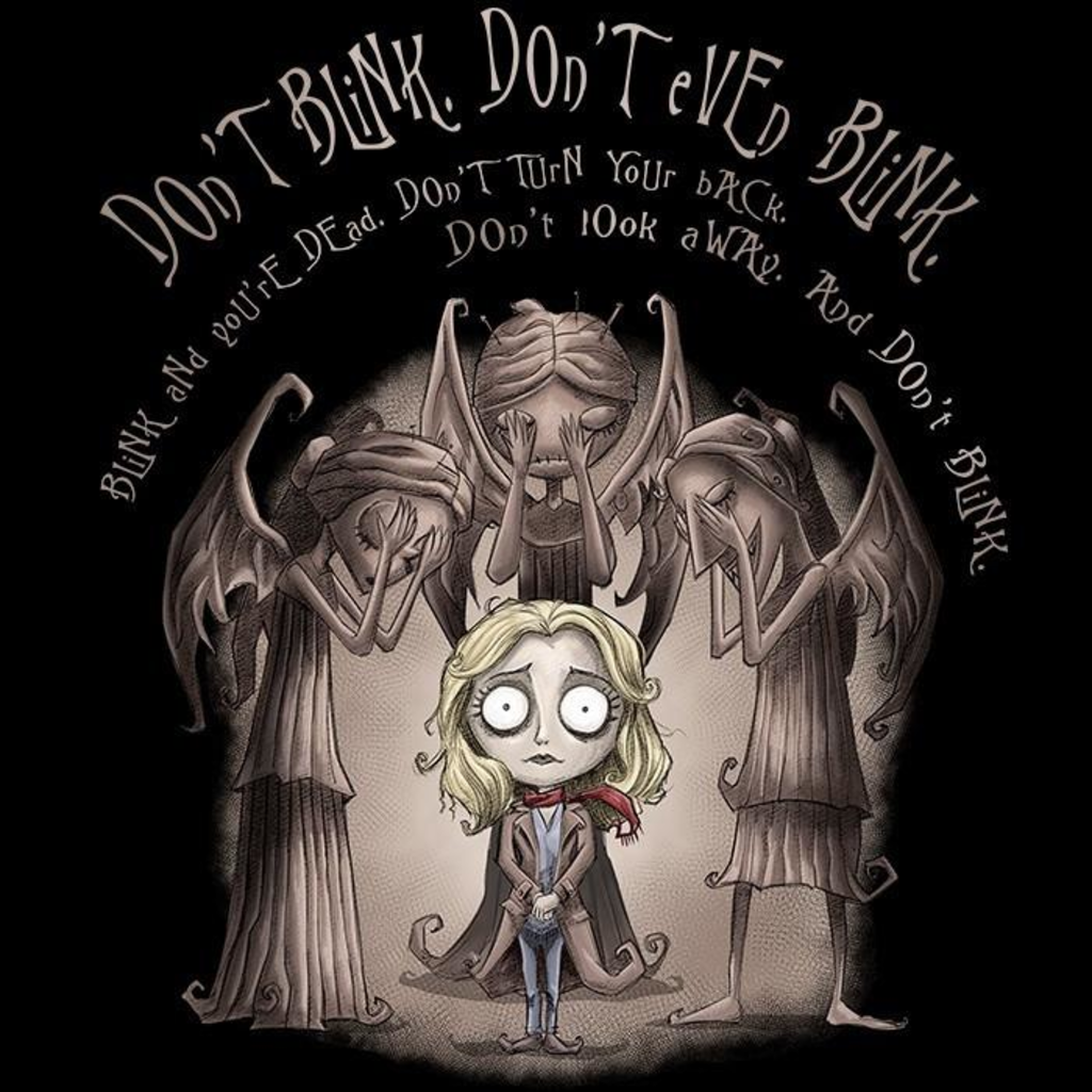 We Heart Geeks: Don't Blink