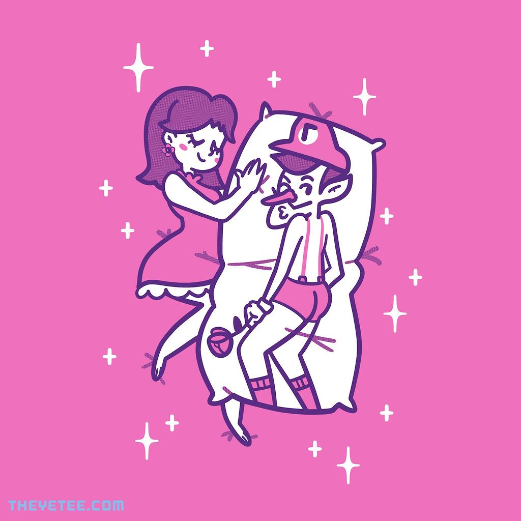 The Yetee: Dream Boyfriend