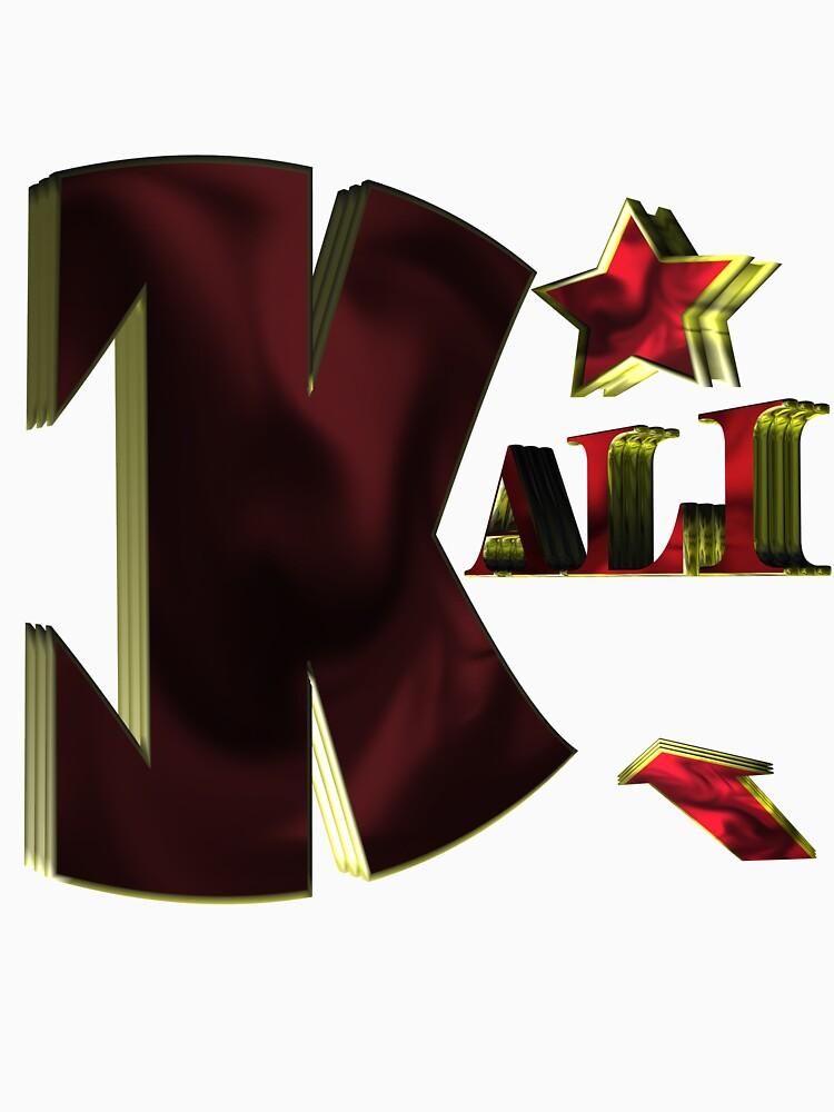 RedBubble: Kali - K