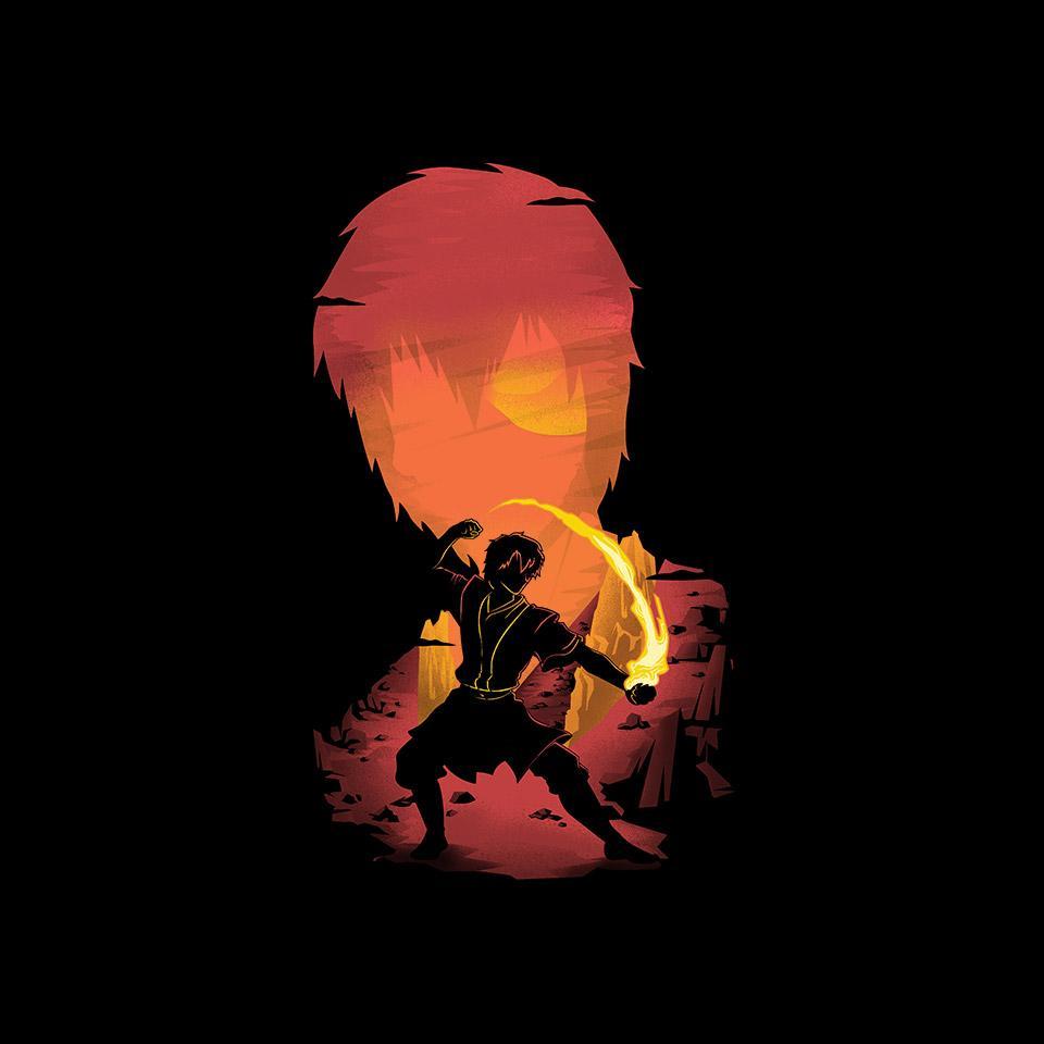 TeeFury: Prince Of Fire