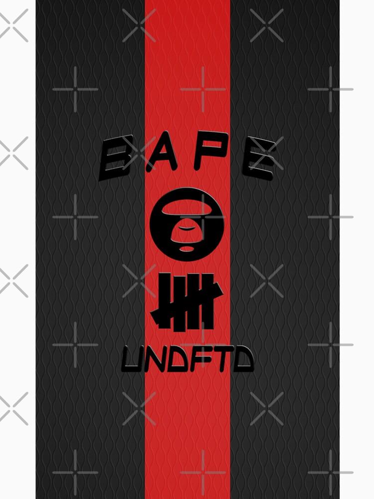 RedBubble: bape_undefeated