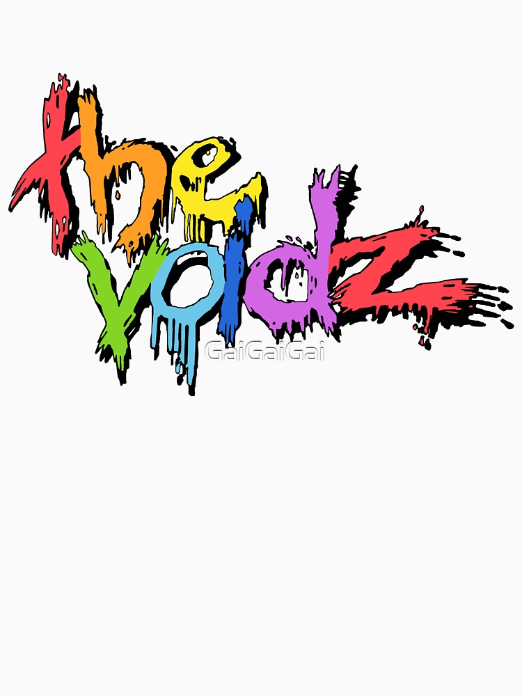 RedBubble: the voidz