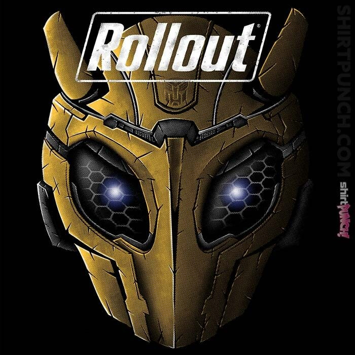 ShirtPunch: Rollout