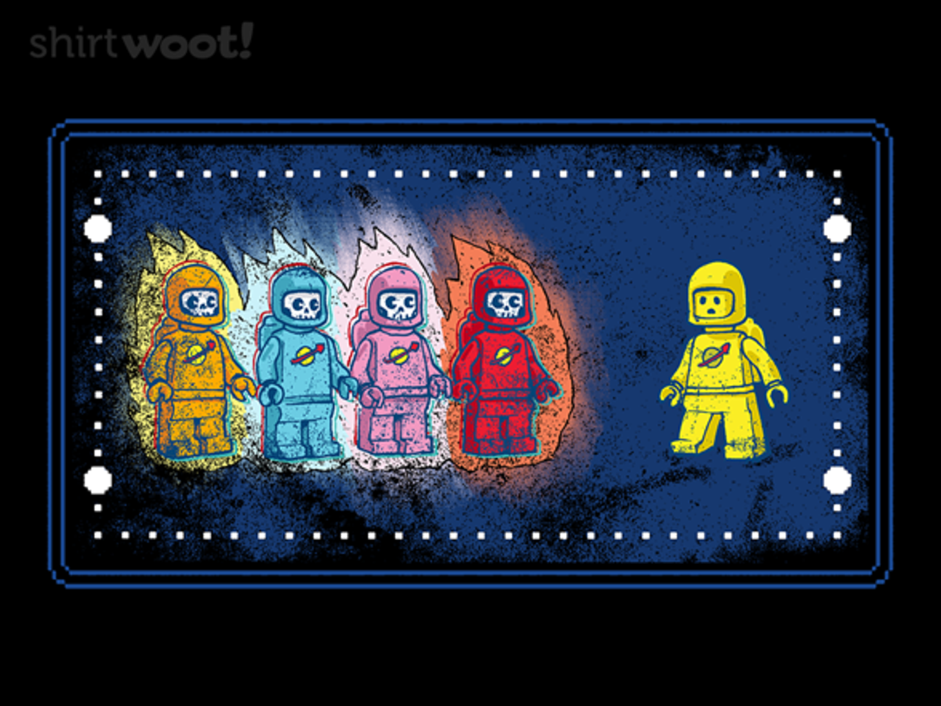 Woot!: Space Race