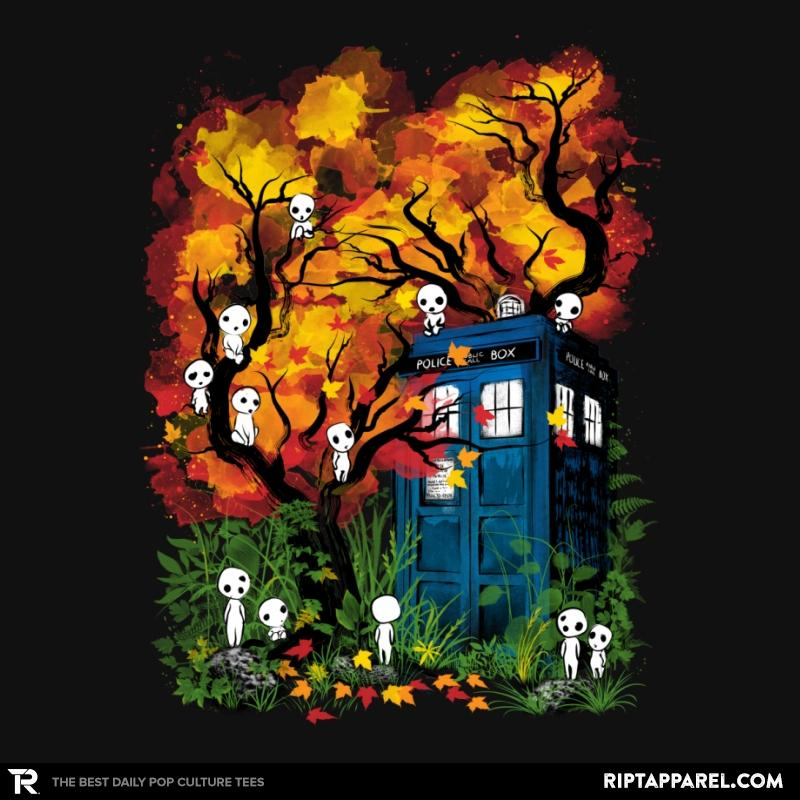 Ript: The Doctor in the Forest