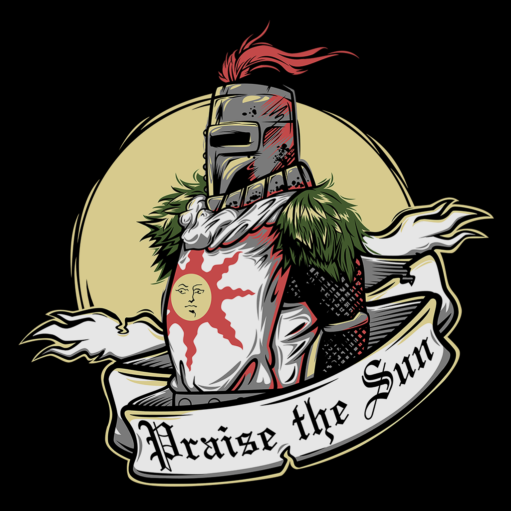Pop-Up Tee: Praise The Sun