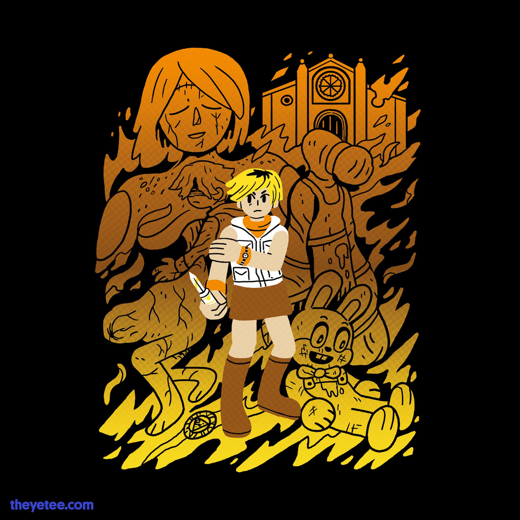 The Yetee: Fill Your Heart With Hatred