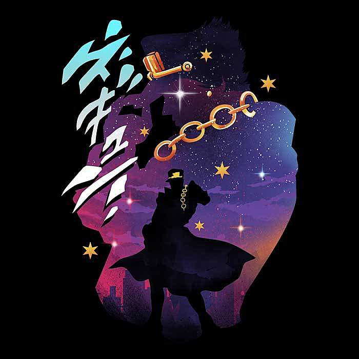 Once Upon a Tee: Jotar the Star