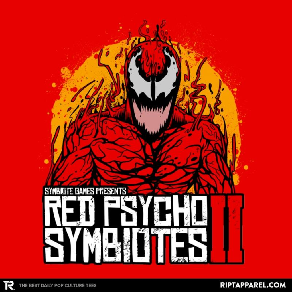 Ript: Red Psycho Symbiotes