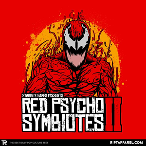 Ript: Red Psycho Symbiotes