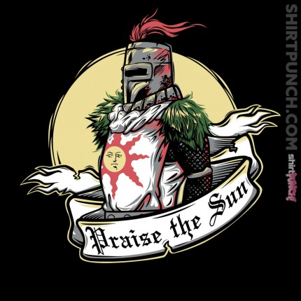 ShirtPunch: Praise the Sun