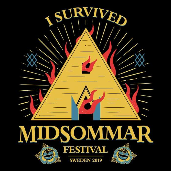 Once Upon a Tee: I Survived Midsommar