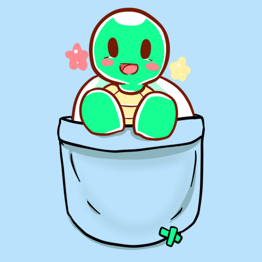 NeatoShop: Pocket Cute Turtle