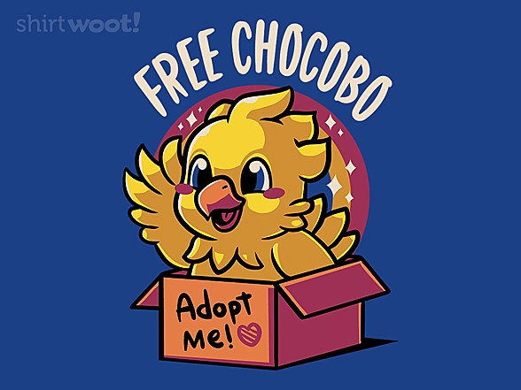 Woot!: Adopt a Chocobo