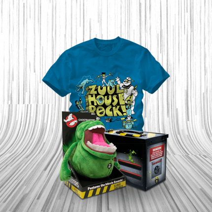 ShirtPunch: The Slimer Bundle
