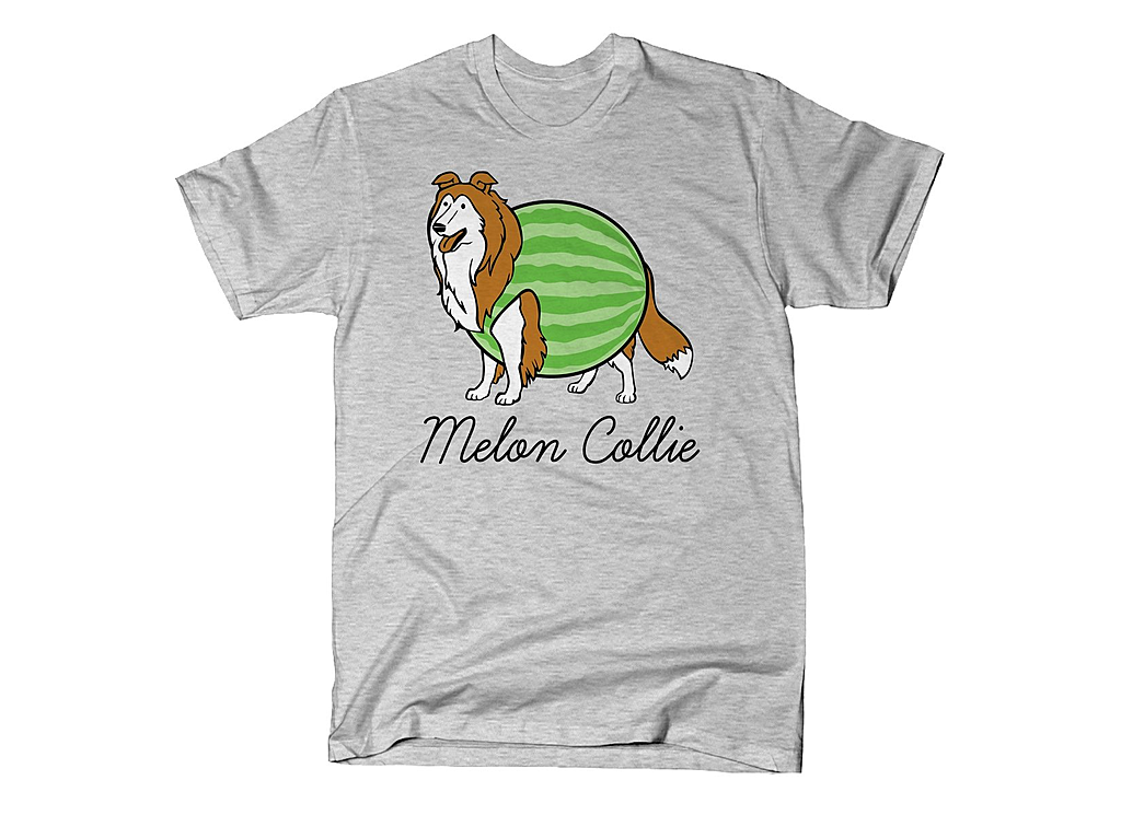 SnorgTees: Melon Collie