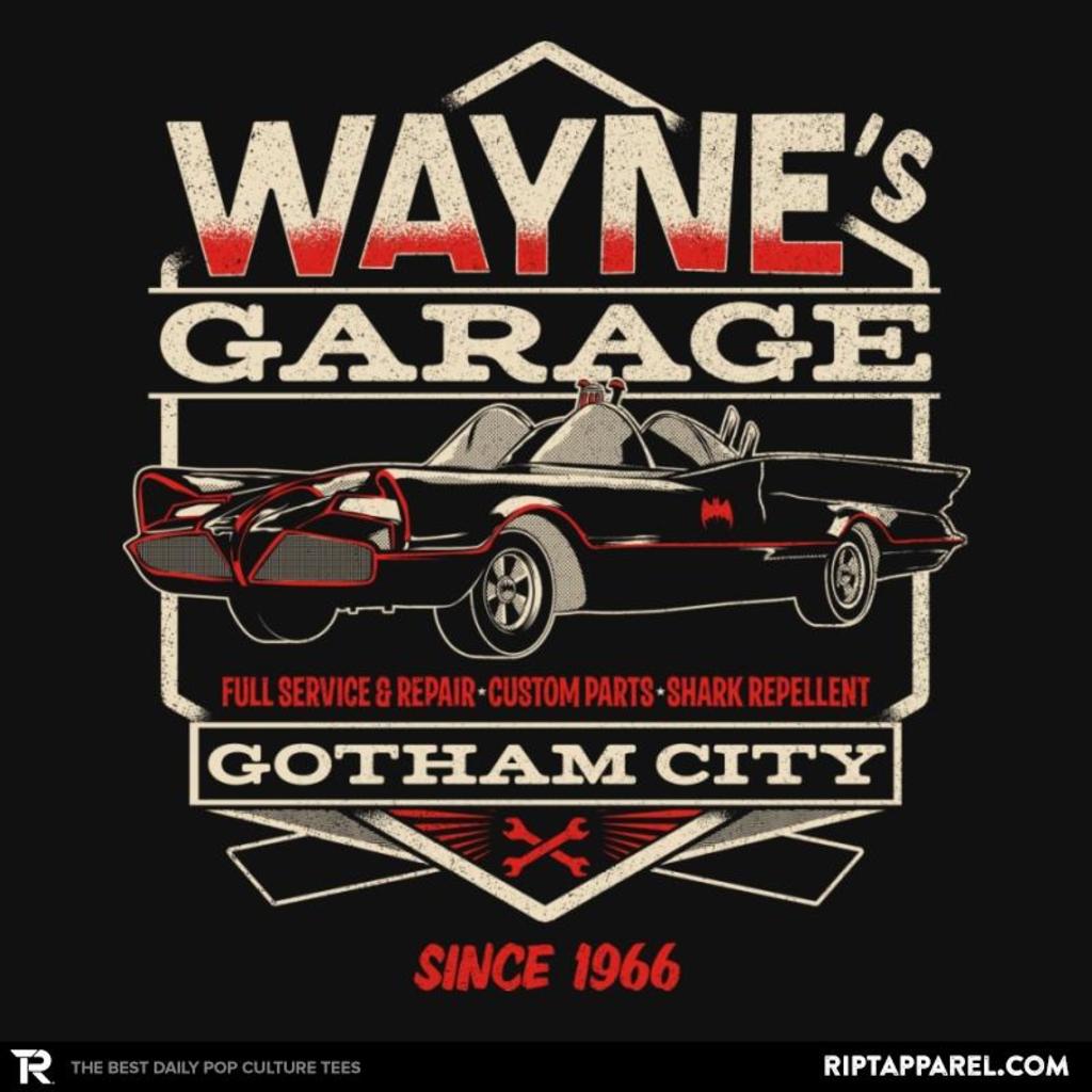 Ript: Wayne's Garage