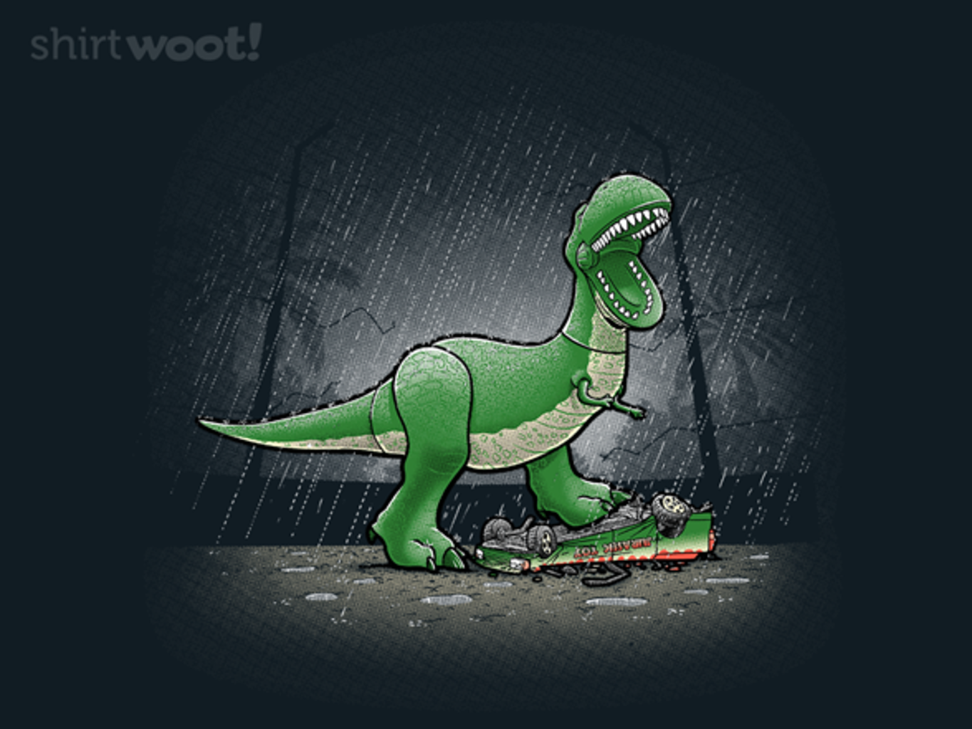 Woot!: Jurassic Toy