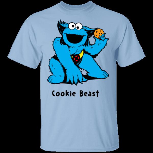 Pop-Up Tee: Cookie Beast