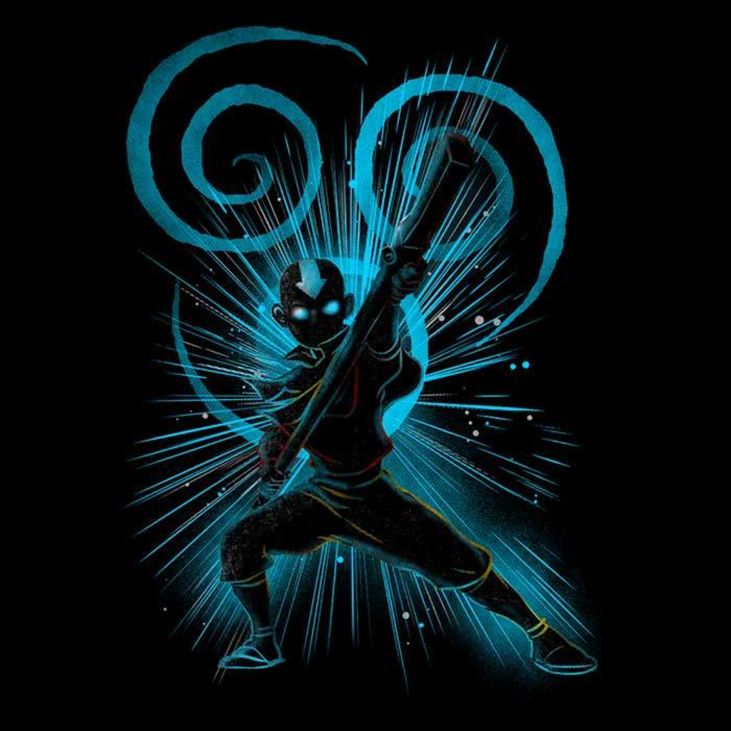 Once Upon a Tee: The Air Bender