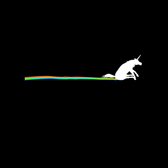 BustedTees: Unicorn Itch