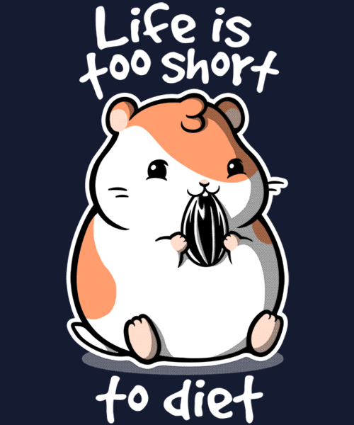 Qwertee: Life Is Too Short