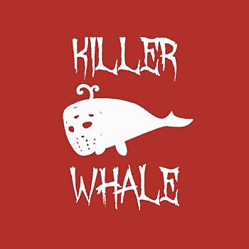 BustedTees: Killer Whale
