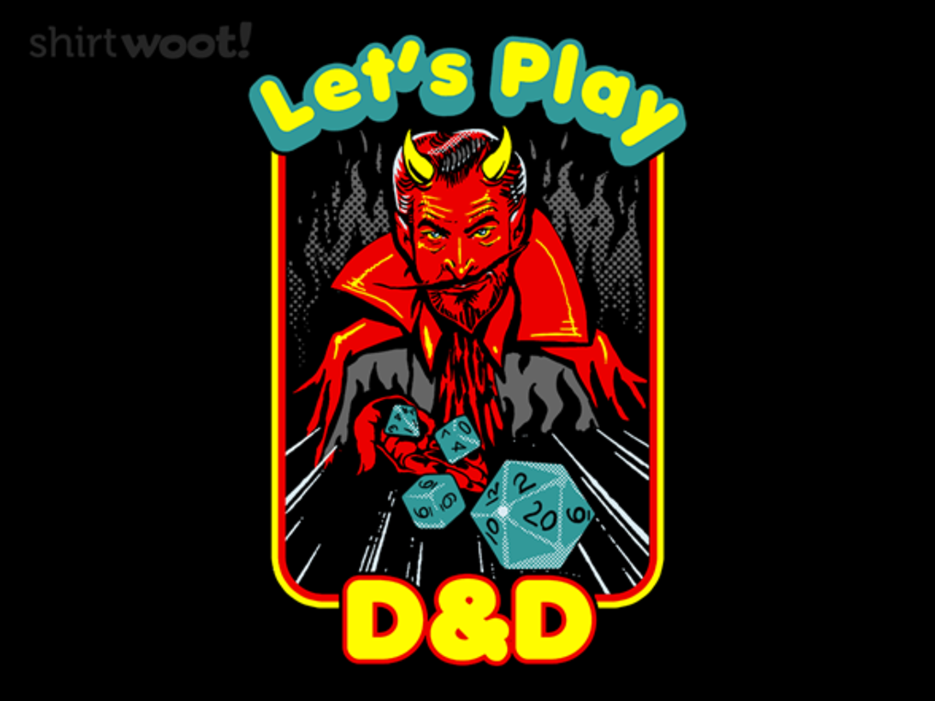 Woot!: Let's Play D&D