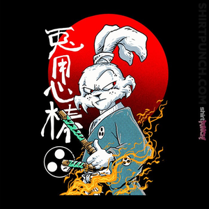 ShirtPunch: Fighter Rabbit