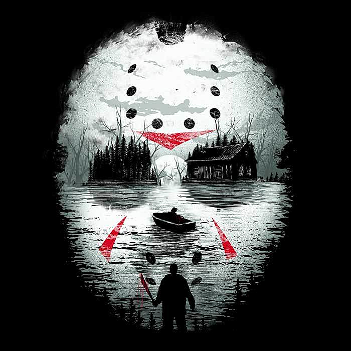 Once Upon a Tee: Friday Night Terror