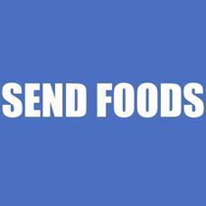 Textual Tees: Send Foods T-Shirt