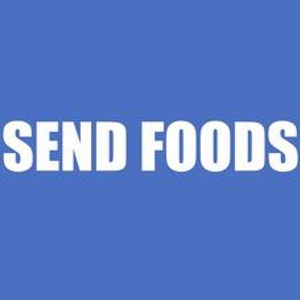 Textual Tees: Send Foods T-Shirt