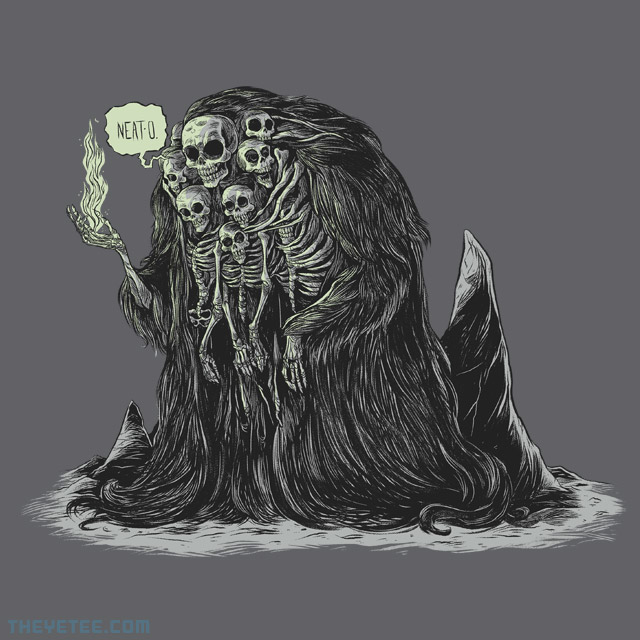 The Yetee: Gravelord Neat-O!