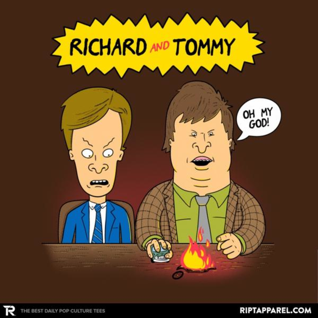 Ript: Richard And Tommy