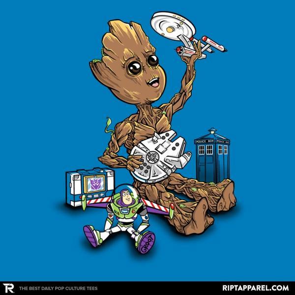 Ript: Galaxy Toys