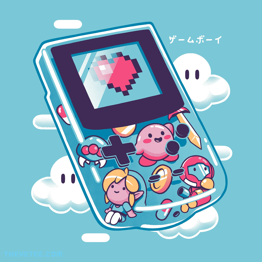 The Yetee: Game Folks