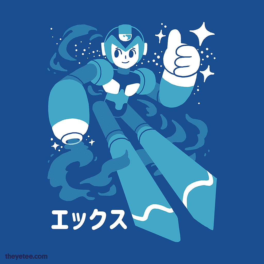The Yetee: X Buster