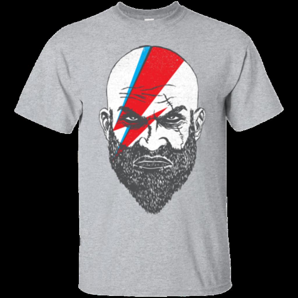 Pop-Up Tee: Ziggy Kratos