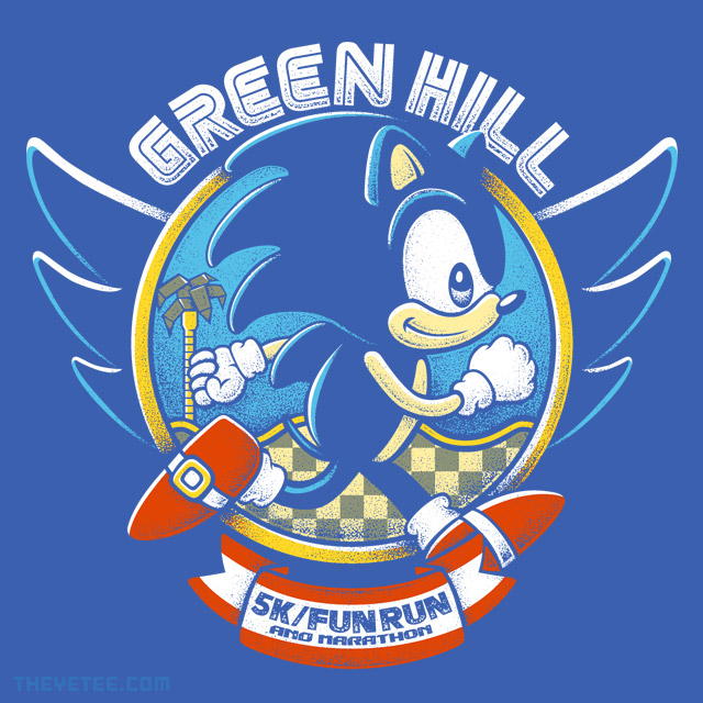 The Yetee: Green Hill 5K & Fun Run