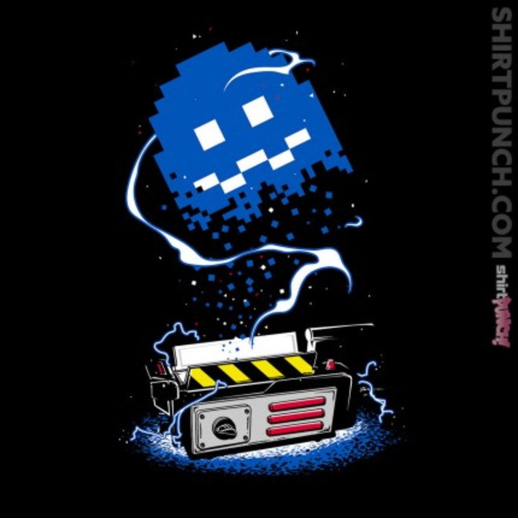 ShirtPunch: Bustin on the Move Bundle (Shirt Only)
