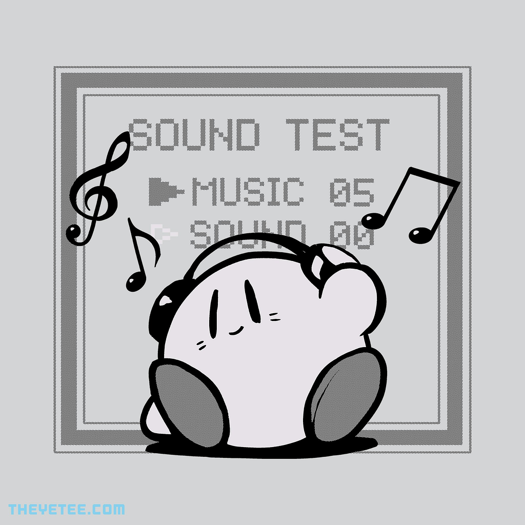 The Yetee: Sound Test
