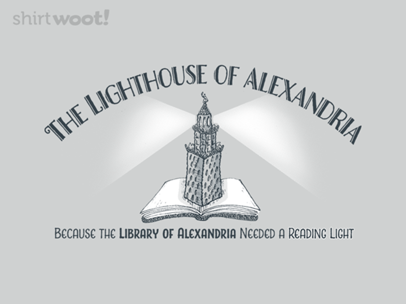 Woot!: Alexandria's Wonders - $15.00 + Free shipping